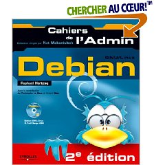 ebook gratuit les cahiers de l 39 admin debian. Black Bedroom Furniture Sets. Home Design Ideas