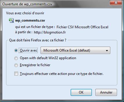 export-csv-email-wordpress
