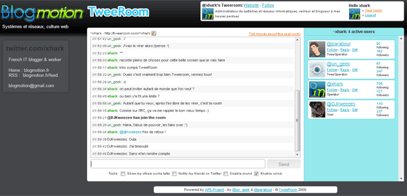 tweeroom-chat