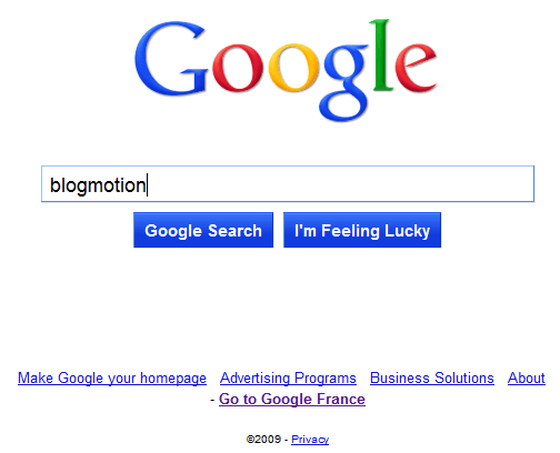 google-nouvelle-version
