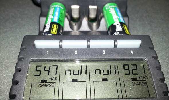 mAh-recharge