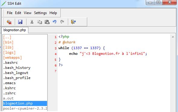 ssh-edit