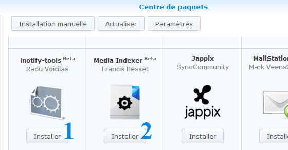 installer-paquets