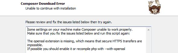 composer-error