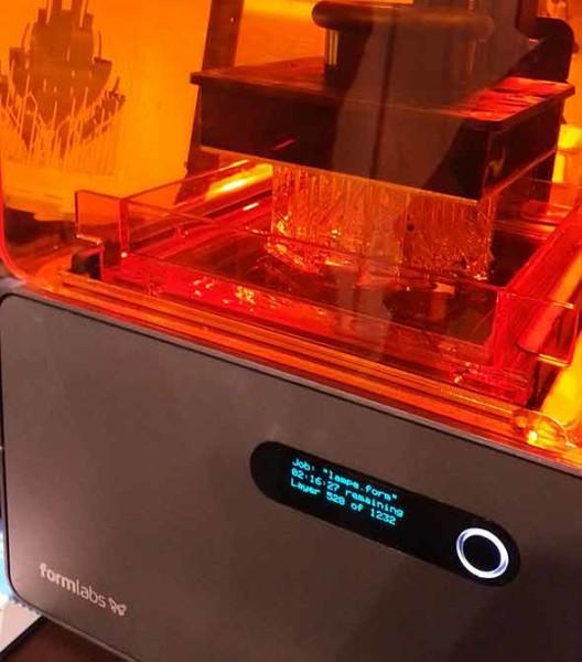 3D-resine