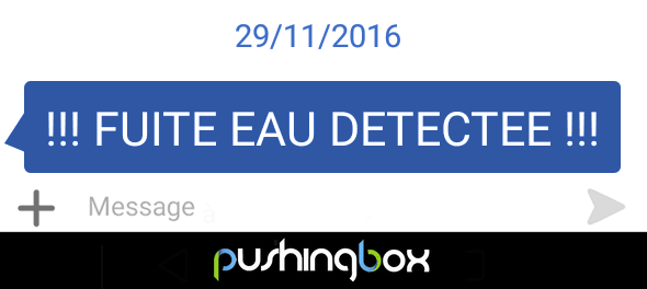 pushingbox-email-sms