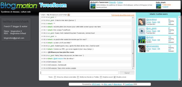 tweeroom-chat