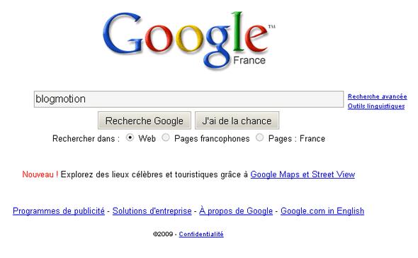 google-avant