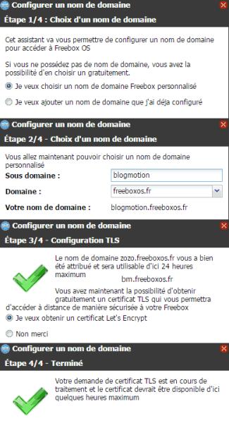 letsencrypt-freebox-configuration